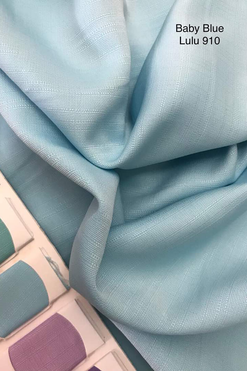 910SP Sakura Cotton Silk Baby Blue