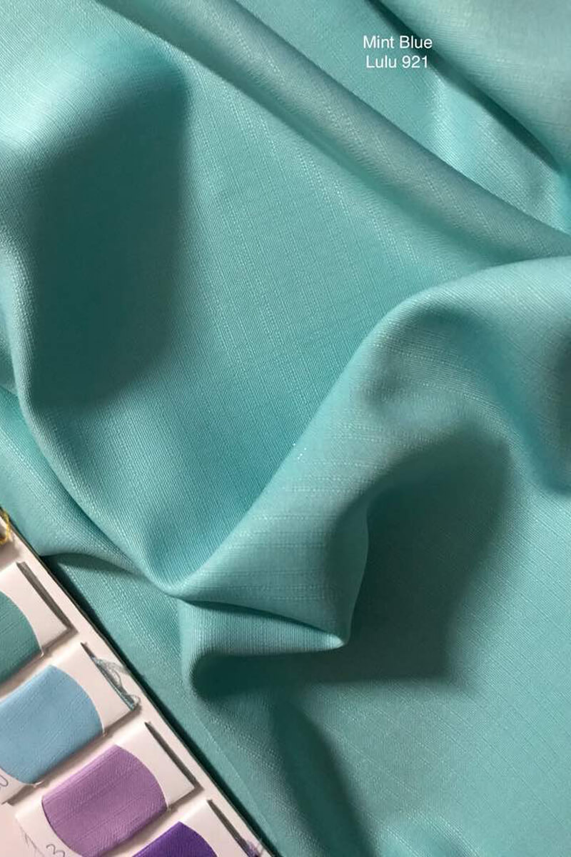 921SP Sakura Cotton Silk Mint Blue