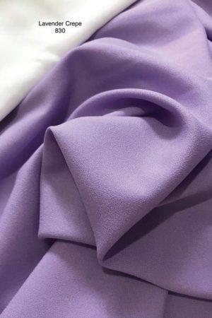 830 Como Crepe Lavender