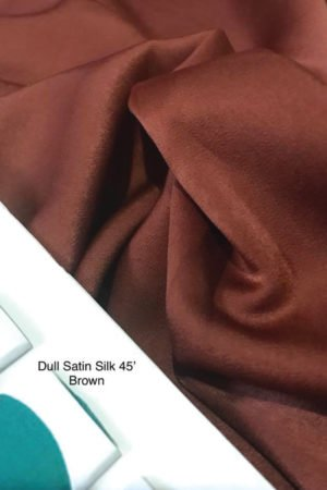 Dull Satin Brown