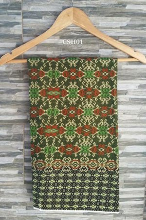 CSH01 SP Songket Cotton