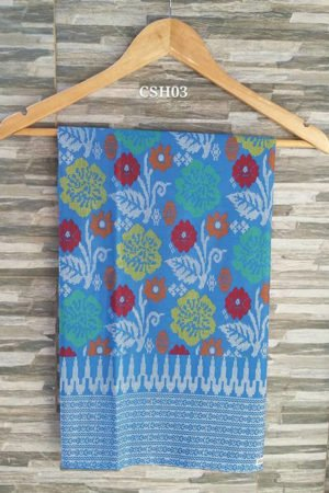 CSH03 SP Songket Cotton