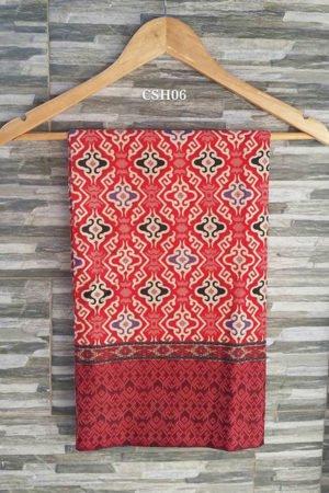 CSH06 SP Songket Cotton