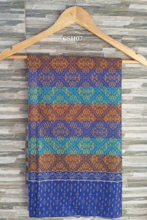 CSH07 SP Songket Cotton