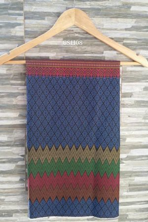 CSH08 SP Songket Cotton