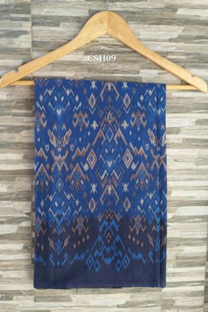 CSH09 SP Songket Cotton