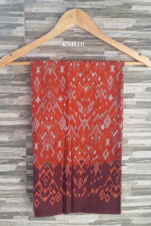 CSH10 SP Songket Cotton