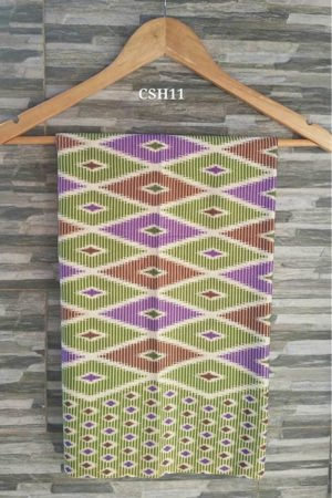 CSH11 SP Songket Cotton