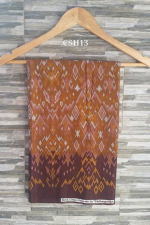 CSH13 SP Songket Cotton
