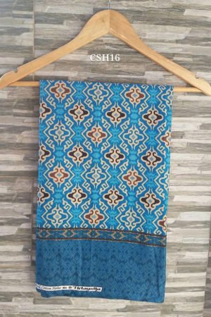 CSH16 SP Songket Cotton