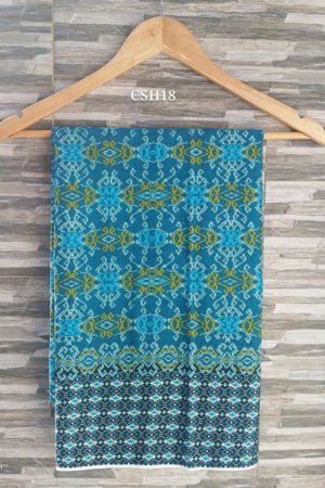 CSH18 SP Songket Cotton