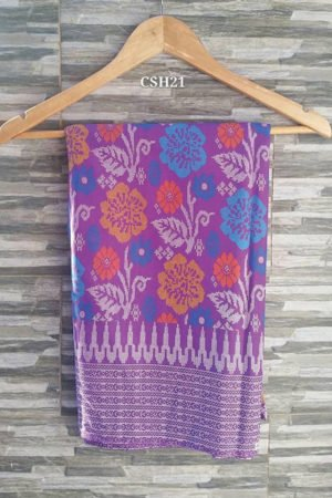 CSH21 SP Songket Cotton