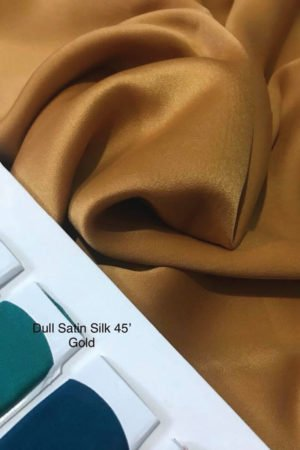 Dull Satin Gold
