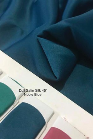 Dull Satin Noble Blue