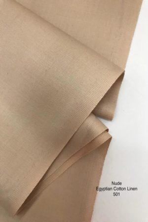 501 Egyptian Linen Cotton Nude