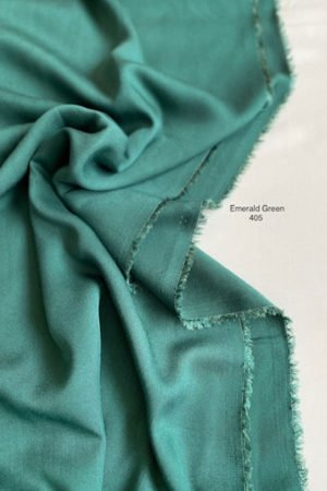 405 Soffy Cotton Emerald Green