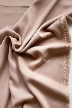 414 Soffy Cotton Tan Nude