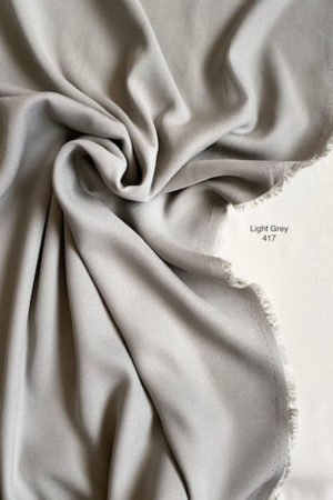 417 Soffy Cotton Light Grey