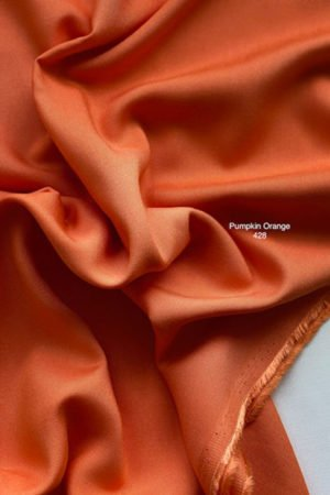 428 Soffy Cotton Pumpkin Orange
