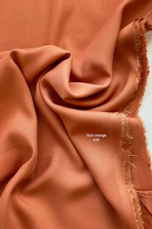 429 Soffy Cotton Yam Orange