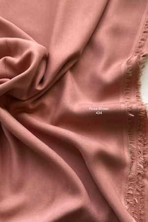 434 Soffy Cotton Rose Brown