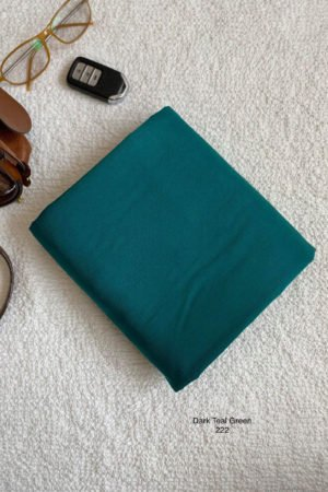 222 Dark Teal Green