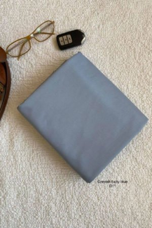 D11 Greyish Baby Blue