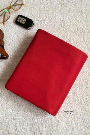 D12 Dark Red