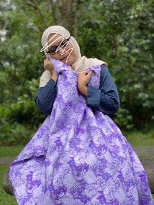 BR08 Purple Lavender