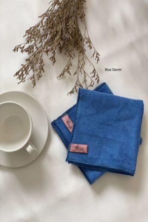 Kitchen Towel Blue Denim